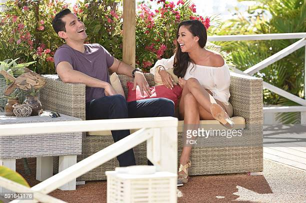 Javier and Alicia in the 'Chain Reactions' episode of COUPLED airing Tuesday June 21 on FOX