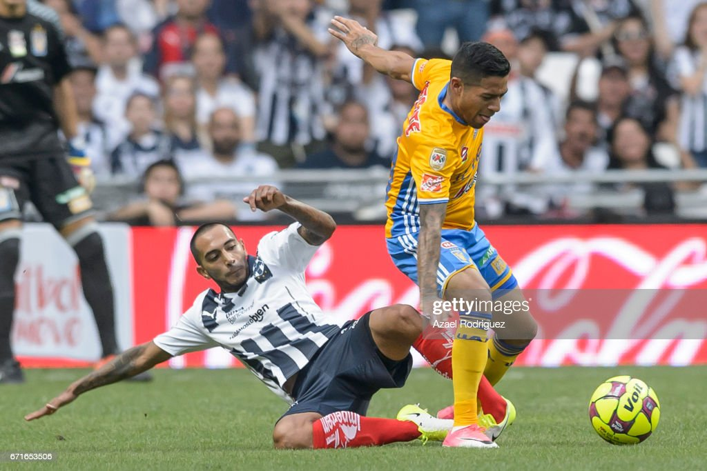 Monterrey v Tigres UANL - Torneo Clausura 2017 Liga MX