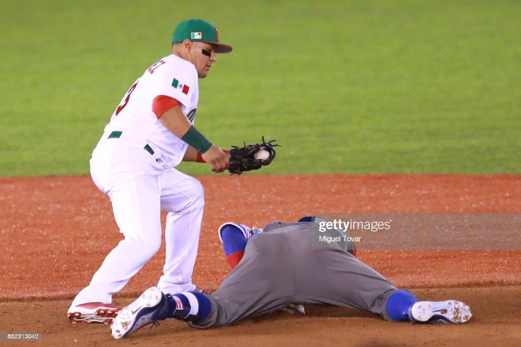 MEX: World Baseball Classic - Pool D - Game 4 - Puerto Rico v Mexico