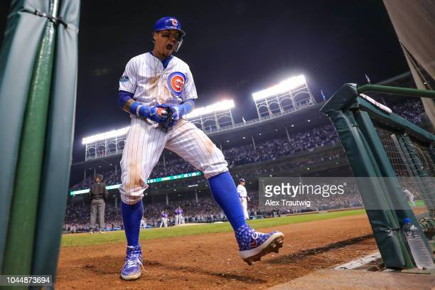 7 860 Javier Baez Cubs Photos And Premium High Res Pictures Getty Images
