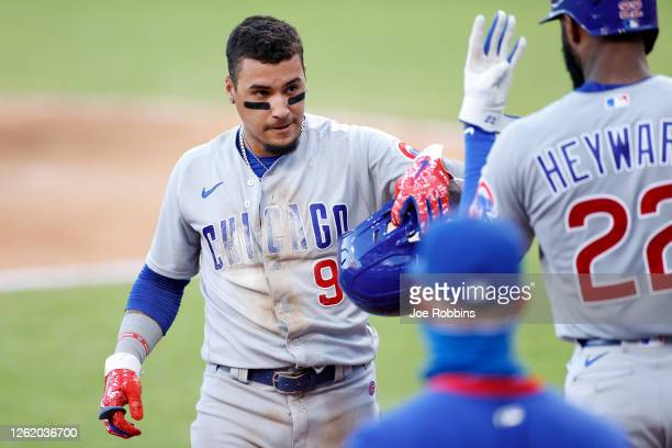 Javier Baez Cubs Photos And Premium High Res Pictures Getty Images