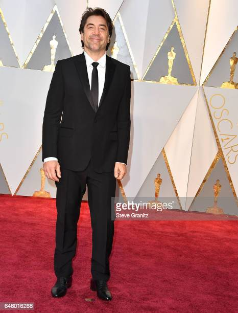 Javier Bardem arrives at the 89th Annual Academy Awards at Hollywood Highland Center on February 26 2017 in Hollywood California
