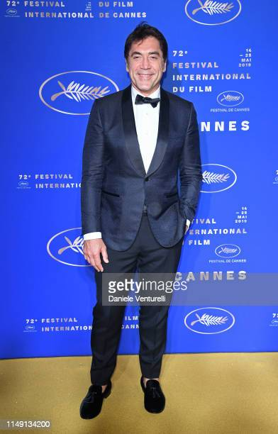 Javier Bardem arriving at the Gala Dinner during the 72nd annual Cannes Film Festival on May 14 2019 in Cannes France