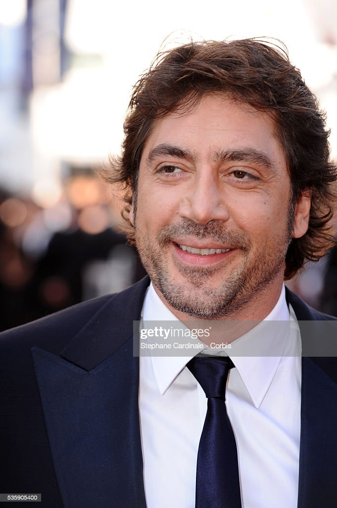 Javier Bardem at the Premiere for 'Biutiful' during the 63rd Cannes International Film Festival.