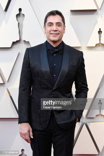 Javier Bardem attends the 91st Annual Academy Awards at Hollywood and Highland on February 24 2019 in Hollywood California