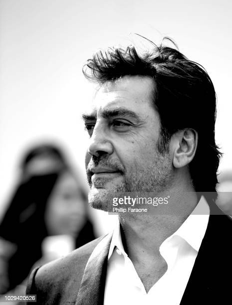Javier Bardem attends the Everybody Knows premiere during 2018 Toronto International Film Festival at Roy Thomson Hall on September 8 2018 in Toronto...