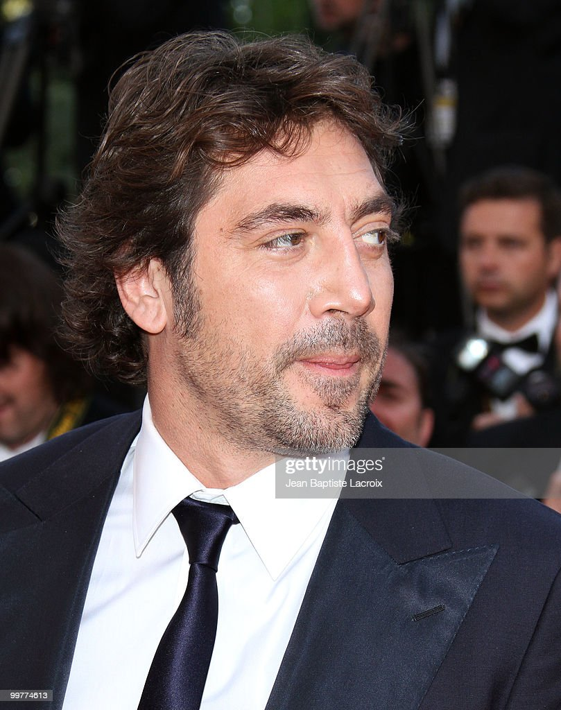 Javier Bardem attends the premiere of 'Biutiful' held at the Palais des Festivals during the 63rd Annual International Cannes Film Festival on May 17, 2010 in Cannes, France.