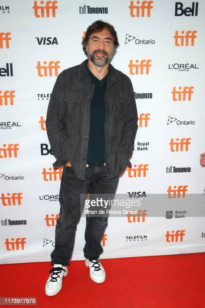 Javier Bardem attends the Sanctuary premiere during the 2019 Toronto International Film Festival at Ryerson Theatre on September 11 2019 in Toronto...