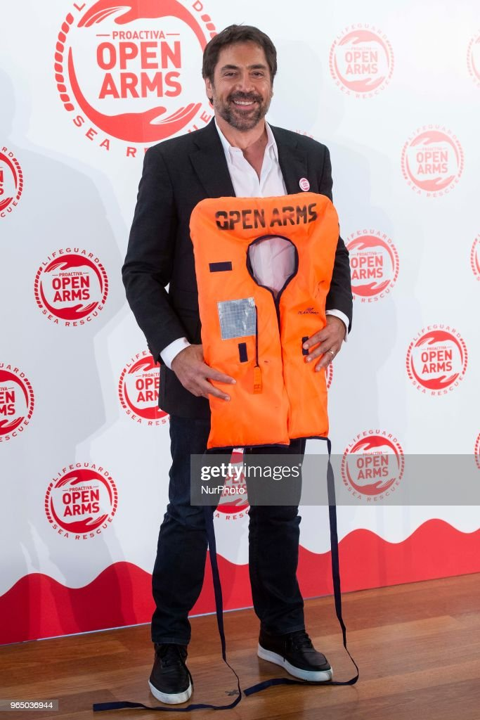 Celebrities At Event For Spanish NGO Proactiva Open Arms : ニュース写真