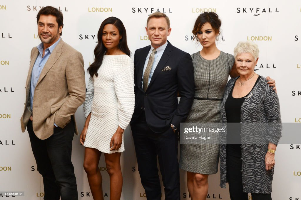 Skyfall - Photocall Photos and Images | Getty Images
