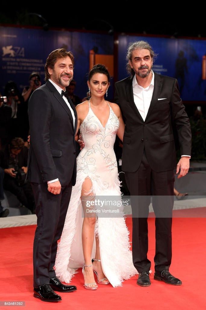 Loving Pablo Premiere - 74th Venice Film Festival