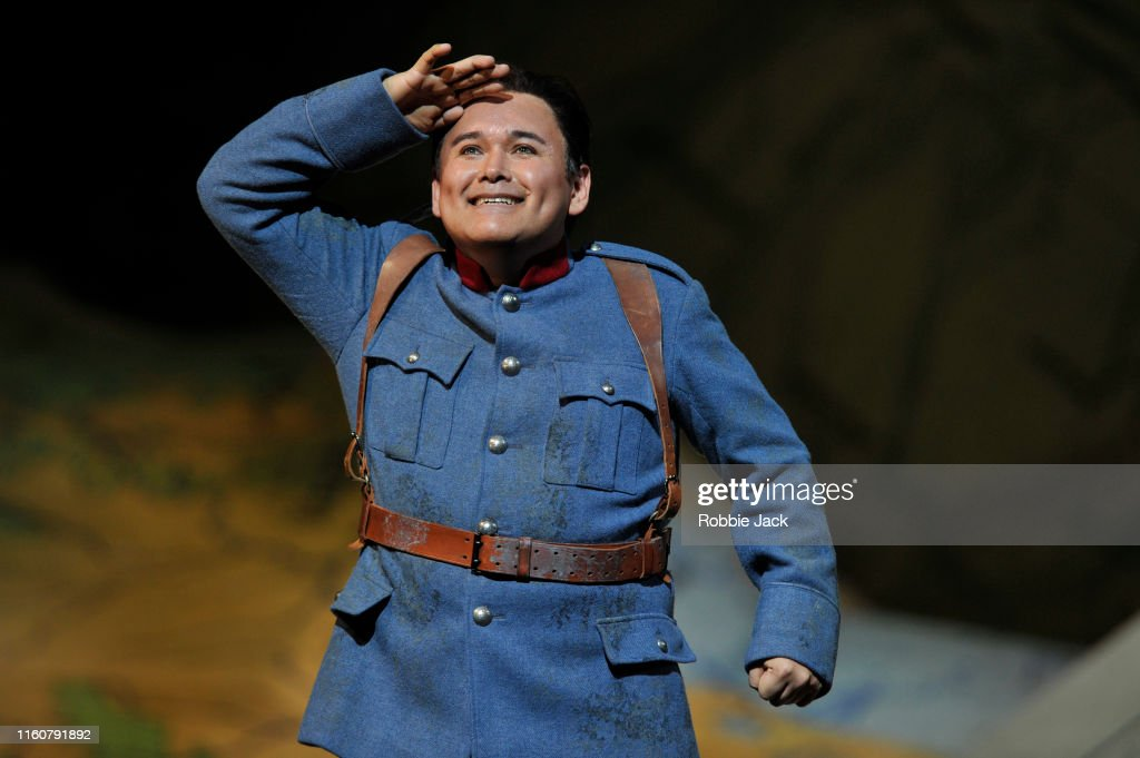 Gaetano Donizetti's La Fille Du Regiment At The Royal Opera House in London : News Photo