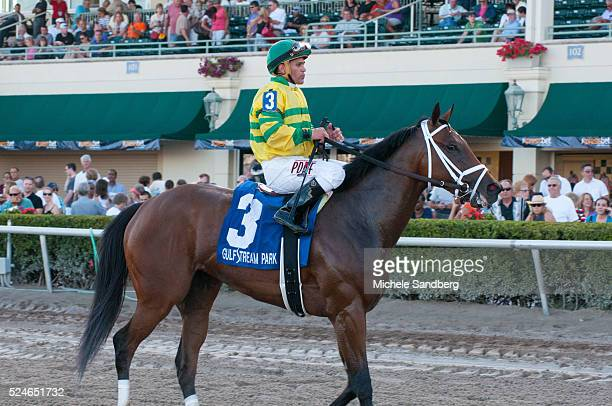 Javier Castellano Wins The Davona Dale riding Onlyforyou The 30th Running of The Davona Dale