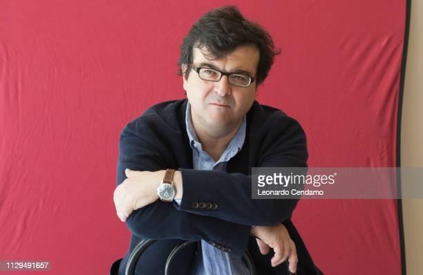 Javier Cercas Spanish writer Cisternino Brindisi Italy 11th July 2012