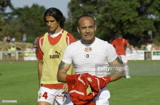 Javier CHEVANTON / Franτois Joseph MODESTO Lorient / Monaco Match Amical SARZEAU