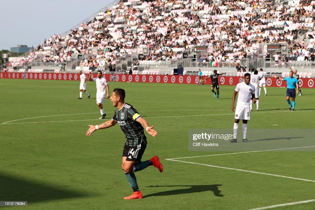 Los Angeles Galaxy v Inter Miami CF : News Photo