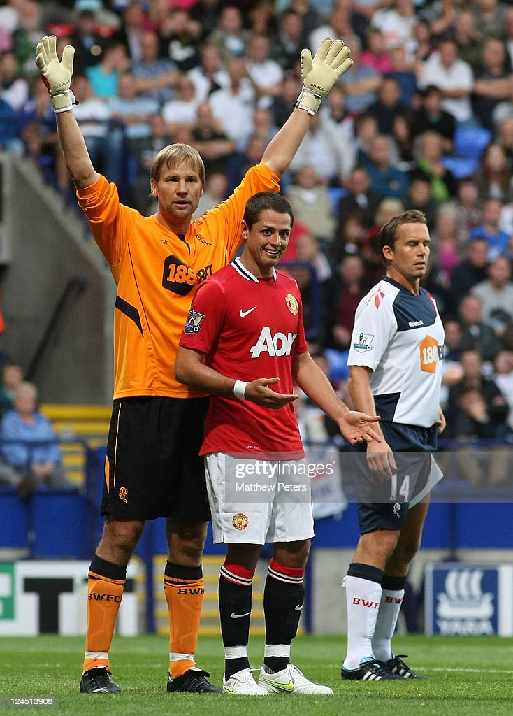 Bolton Wanderers v Manchester United - Premier League