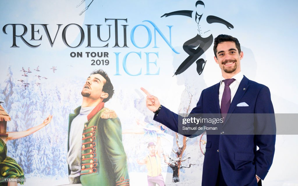 ESP: Revolution On Ice 2019 Tour Presentation