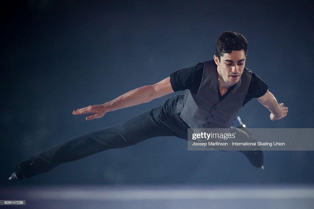 ISU Junior & Senior Grand Prix of Figure Skating Final - Marseille Day 4