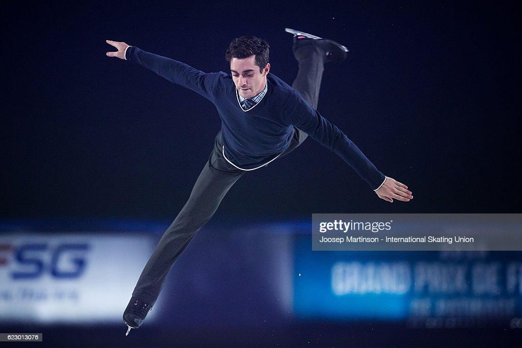 ISU Grand Prix of Figure Skating - Paris Day 3