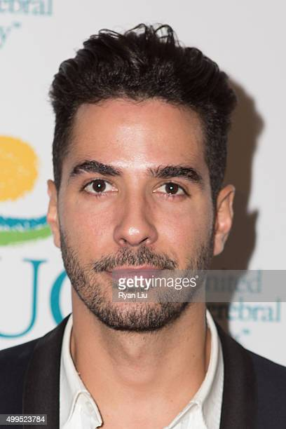 Javier Gomez attends the 6th Annual UCP Of NYC Santa Project Party and auction benefiting United Cerebral Palsy of New York City at The Down Town...
