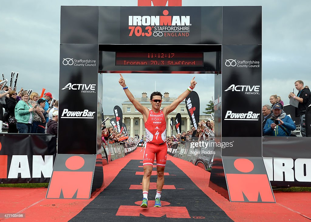 Ironman 70.3: Staffordshire : News Photo
