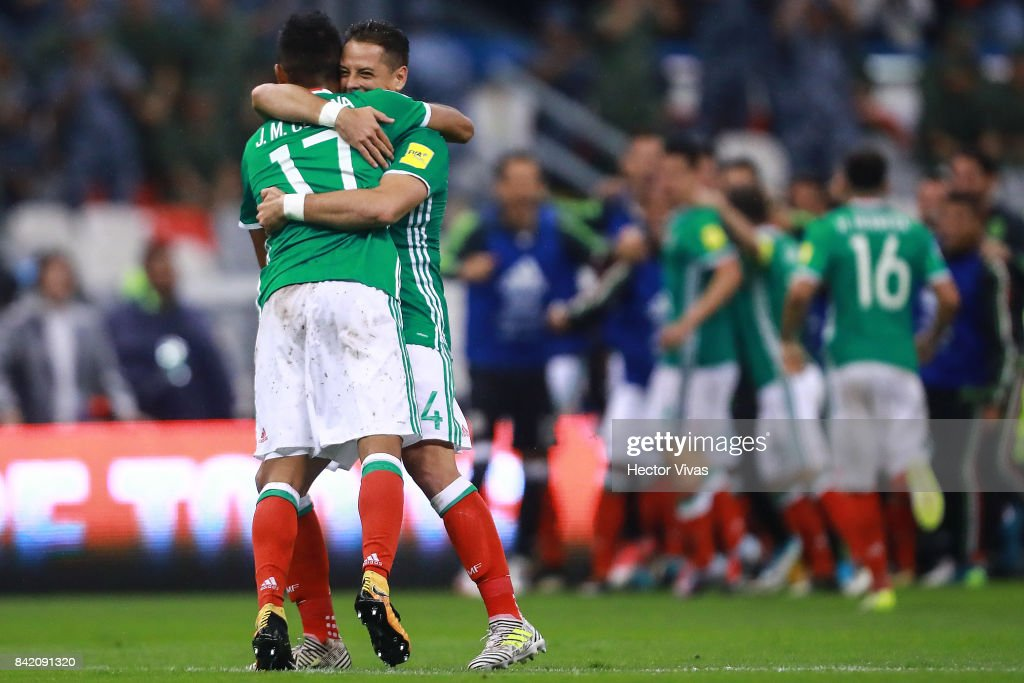 Mexico v Panama - FIFA 2018 World Cup Qualifiers : News Photo