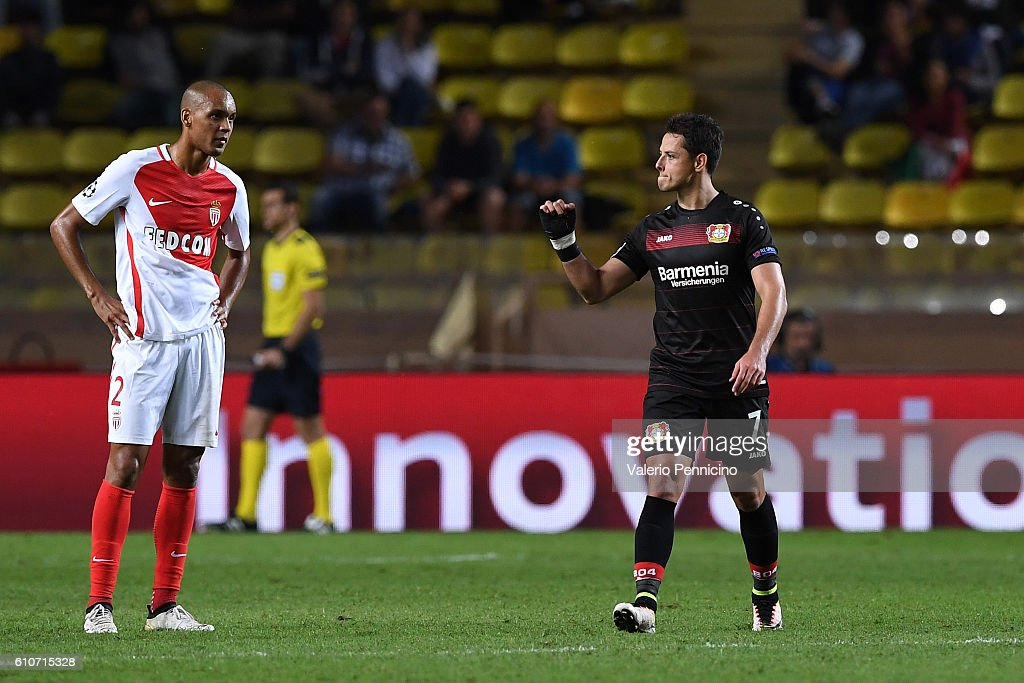 AS Monaco FC v Bayer 04 Leverkusen - UEFA Champions League