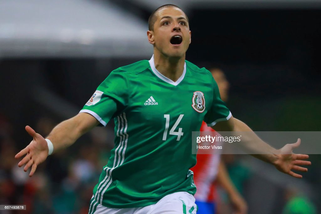 Mexico v Costa Rica - FIFA 2018 World Cup Qualifiers