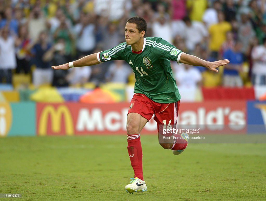 Mexico v Italy: Group A - FIFA Confederations Cup Brazil 2013 : News Photo