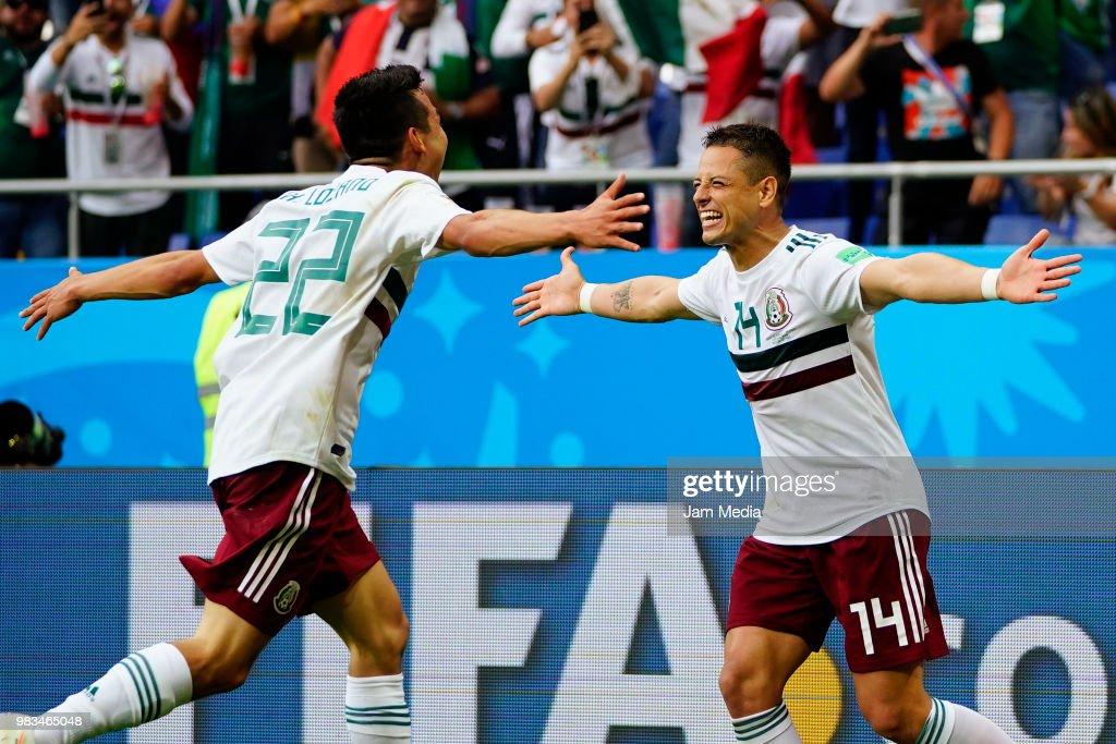 Korea Republic v Mexico: Group F - 2018 FIFA World Cup Russia : News Photo