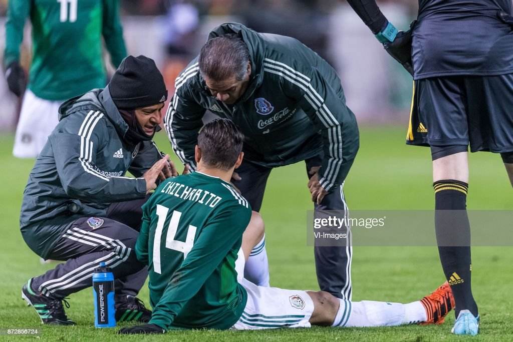 Friendly match'Belgium v Mexico' : News Photo