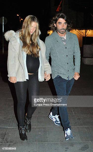 Javier Hidalgo attends the 42th birthday party of Nicolas VallejoNajera at Le Boutique club on March 12 2014 in Madrid Spain