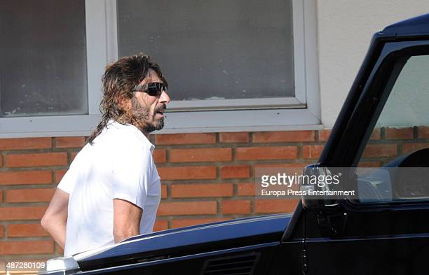Javier Hidalgo is seen on April 14 2014 in Madrid Spain