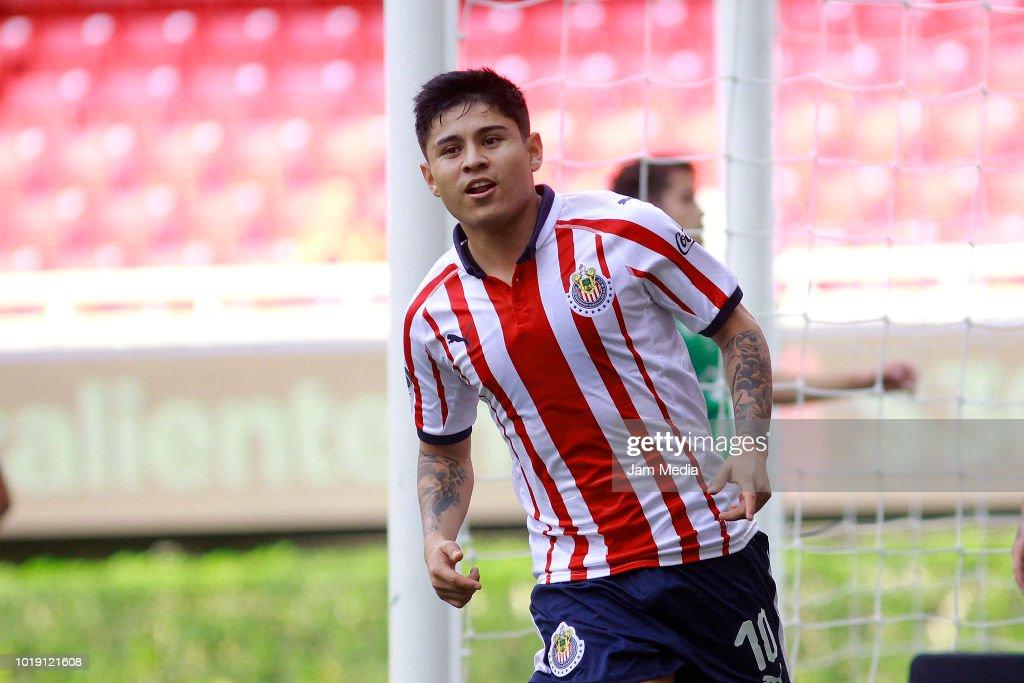 Chivas v Alebrijes - Copa MX Apertura 2018 : News Photo