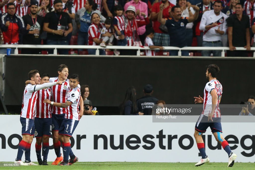 Chivas v Seattle Sounders - CONCACAF Champions League 2018 : News Photo