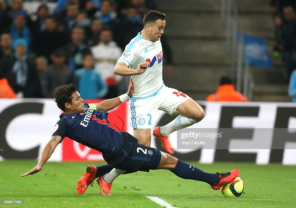 Olympique de Marseille v Paris Saint-Germain - Ligue 1 : News Photo