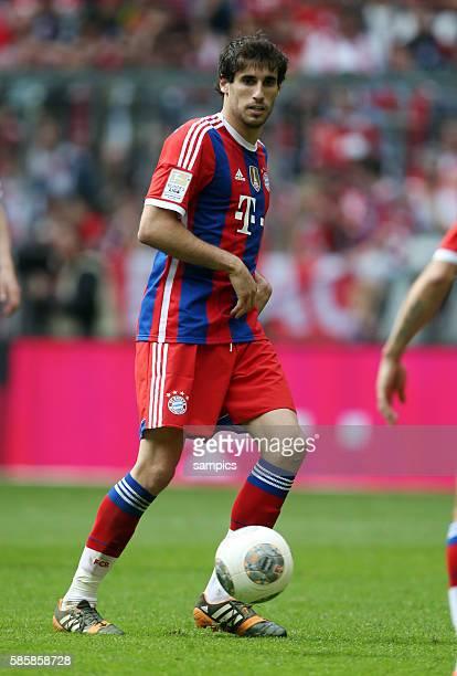 Javier Martinez Fussball Bundesliga : FC Bayern München -VFB Stuttgart