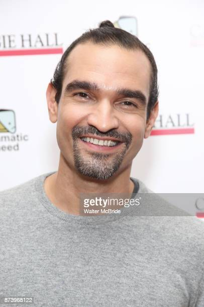 Javier Munoz attends The Children's Monologues at Carnegie Hall on November 13 2017 in New York City
