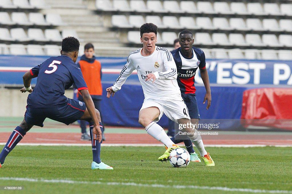 Resultado de imagem para presnel kimpembe youth league