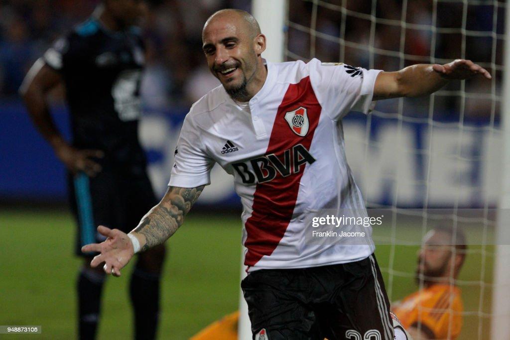 Emelec v River Plate - Copa CONMEBOL Libertadores 2018