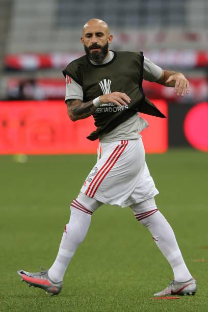BRA: Athletico Paranaense v River Plate - Copa CONMEBOL Libertadores 2020