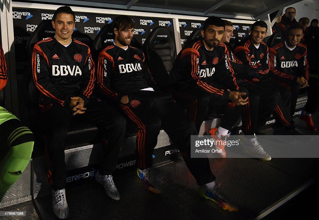 Tigre v River Plate - Torneo Primera Division 2015 : News Photo