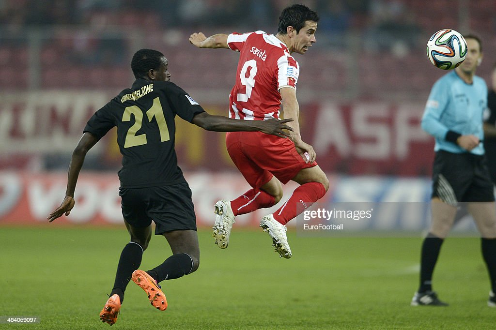 Olympiacos v Levadiakos - Greek Super League