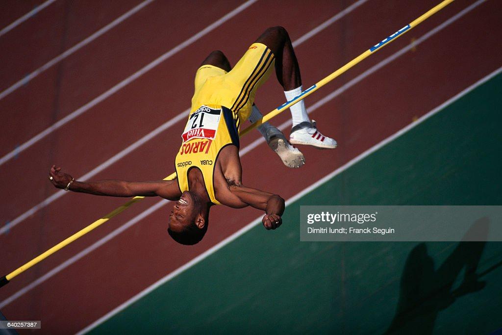 Athletics - Javier Sotomayor : News Photo