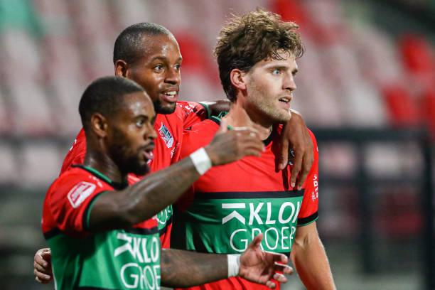 NLD: NEC Nijmegen v Go Ahead Eagles - Dutch Keuken Kampioen Divisie
