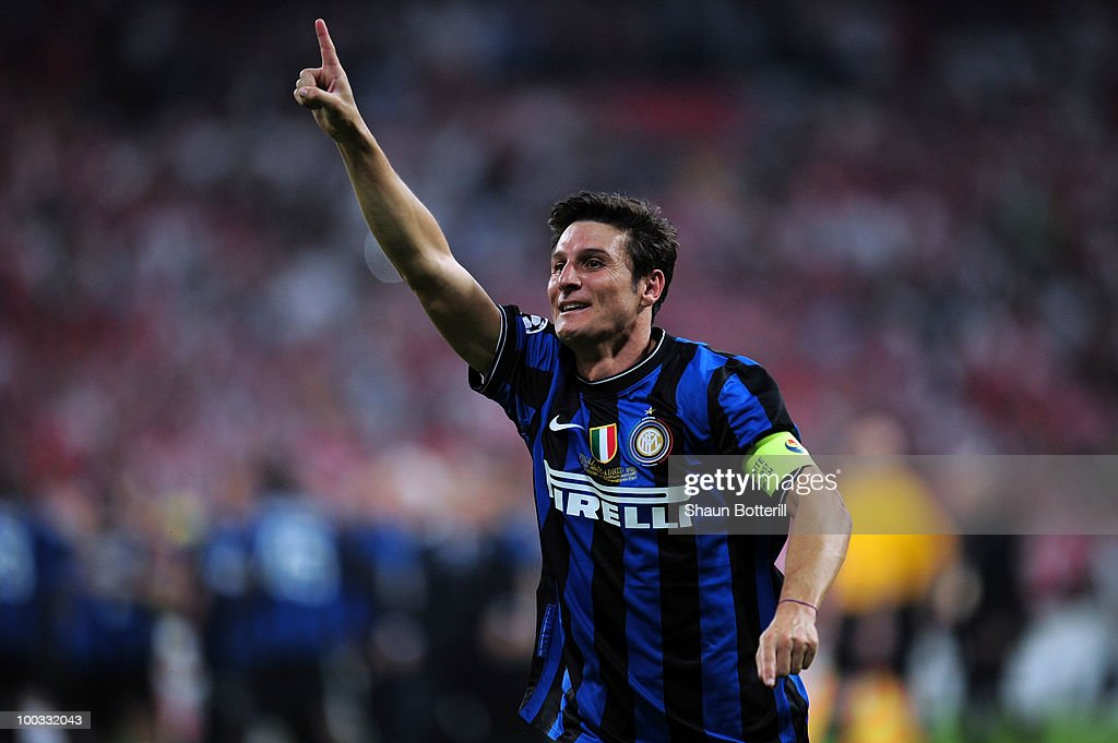 Bayern Muenchen v Inter Milan - UEFA Champions League Final : News Photo