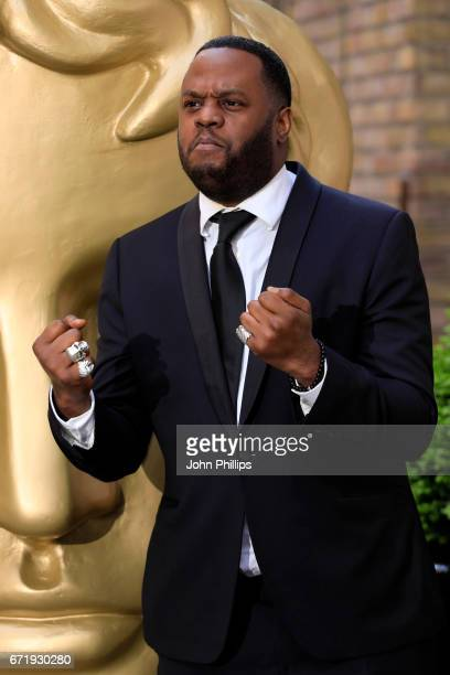 Javone Prince attends the British Academy Television Craft Awards on April 23 2017 in London United Kingdom