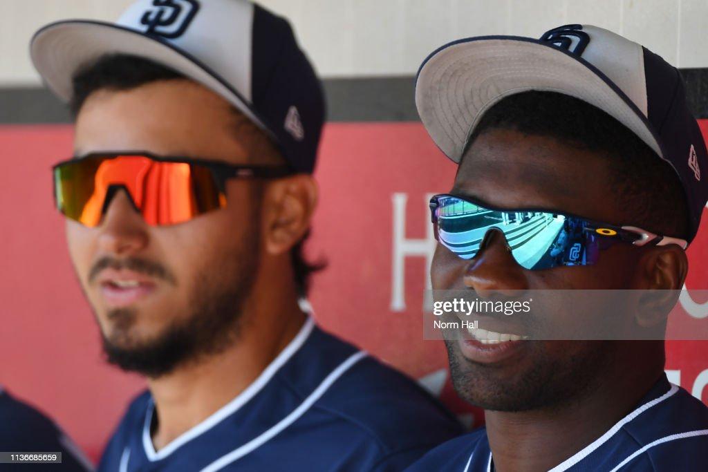 AZ: San Diego Padres v Cleveland Indians