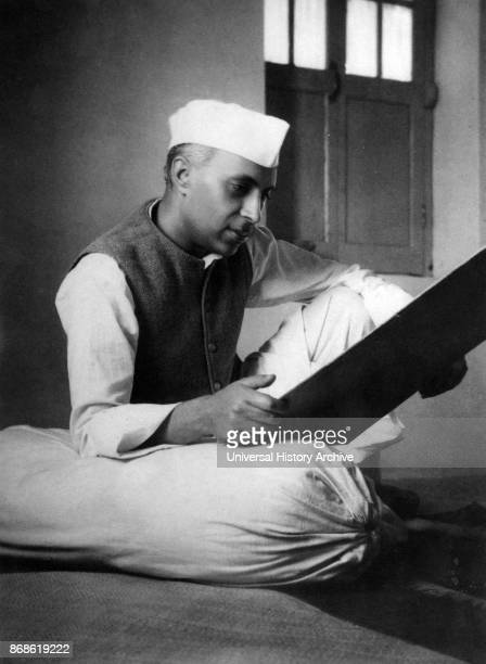Jawaharlal Nehru first Prime Minister of India and a central figure in Indian politics before and after independence leader of the Indian...